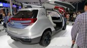 Guangzhou Auto WitStar Concept rear quarters at the 2014 Guangzhou Auto Show