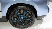 Guangzhou Auto WitStar Concept wheel at the 2014 Guangzhou Auto Show