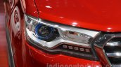 Haval H1 headlight at 2014 Guangzhou Auto Show