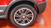 Haval H1 wheel at 2014 Guangzhou Auto Show