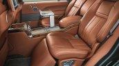 Holland & Holland Range Rover Executive Class seats