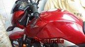 Honda CB Unicorn 160 spied fuel tank