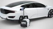 Honda FCV Concept rear quarter