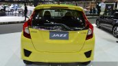 Honda Jazz rear at the 2014 Thailand International Motor Expo