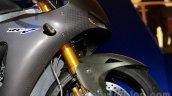 Honda RC213V-S Prototype front fork at EICMA 2014
