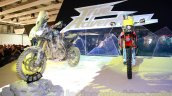 Honda True Adventure Prototype front at EICMA 2014