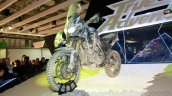 Honda True Adventure Prototype front three quarter at EICMA 2014