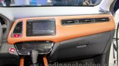 Honda Vezel dash at the Guangzhou Auto Show 2014