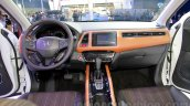 Honda Vezel interior at the Guangzhou Auto Show 2014
