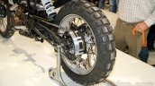 Husqvarna 401 Svartpilen concept rear tyre at EICMA 2014