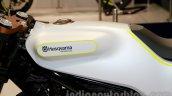 Husqvarna 401 Vitpilen concept fuel tank at EICMA 2014