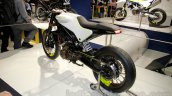 Husqvarna 401 Vitpilen concept rear three quarter at EICMA 2014