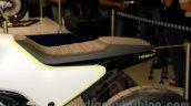 Husqvarna 401 Vitpilen concept seat at EICMA 2014