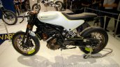 Husqvarna 401 Vitpilen concept side at EICMA 2014