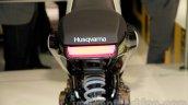 Husqvarna 401 Vitpilen concept taillight at EICMA 2014
