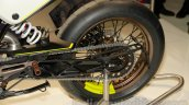 Husqvarna 401 Vitpilen rear wheel concept at EICMA 2014
