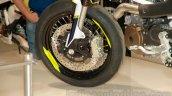 Husqvarna 701 Supermoto front wheel at EICMA 2014