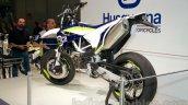 Husqvarna 701 Supermoto rear three quarter at EICMA 2014