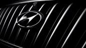 Hyundai Aslan grille