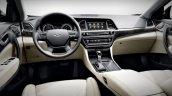 Hyundai Aslan interior