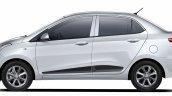 Hyundai Grand i10 Sedan (Xcent) silver