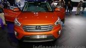 Hyundai ix25 front angle at 2014 Guangzhou Motor Show