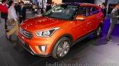 Hyundai ix25 front quarter at 2014 Guangzhou Motor Show