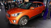 Hyundai ix25 quarter angle at 2014 Guangzhou Motor Show