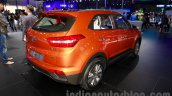 Hyundai ix25 rear quarter at 2014 Guangzhou Motor Show