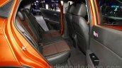 Hyundai ix25 rear seat at 2014 Guangzhou Motor Show