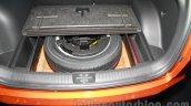 Hyundai ix25 spare wheel at 2014 Guangzhou Motor Show
