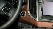 Hyundai ix25 starter button at 2014 Guangzhou Motor Show