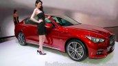 Infiniti Q50L at 2014 Guangzhou Auto Show