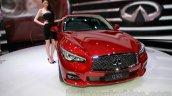 Infiniti Q50L front fascia at 2014 Guangzhou Auto Show