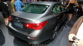 Infiniti Q50L rear at 2014 Guangzhou Auto Show