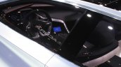 Infiniti Q80 Inspiration Concept dashboard at the 2014 Los Angeles Auto Show