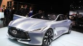 Infiniti Q80 Inspiration Concept front three quarters at the 2014 Los Angeles Auto Show