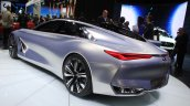 Infiniti Q80 Inspiration Concept rear three quarters at the 2014 Los Angeles Auto Show