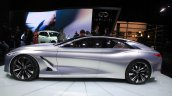 Infiniti Q80 Inspiration Concept side at the 2014 Los Angeles Auto Show