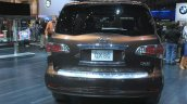 Infiniti QX80 Limited Edition rear at the 2014 Los Angeles Auto Show