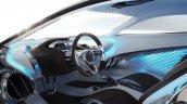 Jaguar C-X75 Concept interior