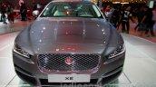 Jaguar XE front at the 2014 Guangzhou Auto Show