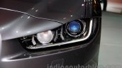 Jaguar XE headlight at the 2014 Guangzhou Auto Show