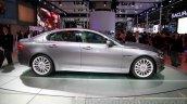 Jaguar XE side at the 2014 Guangzhou Auto Show