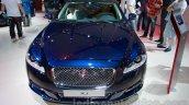 Jaguar XJ Cambridge edition front at 2014 Guangzhou Auto Show