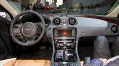 Jaguar XJ Cambridge edition interior at 2014 Guangzhou Auto Show
