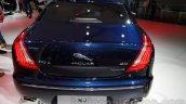 Jaguar XJ Cambridge edition rear at 2014 Guangzhou Auto Show