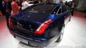 Jaguar XJ Cambridge edition rear quarter at 2014 Guangzhou Auto Show