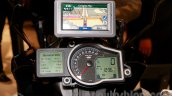 KTM 1050 Adventure dashboard at EICMA 2014