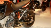 KTM 1050 Adventure frame at EICMA 2014